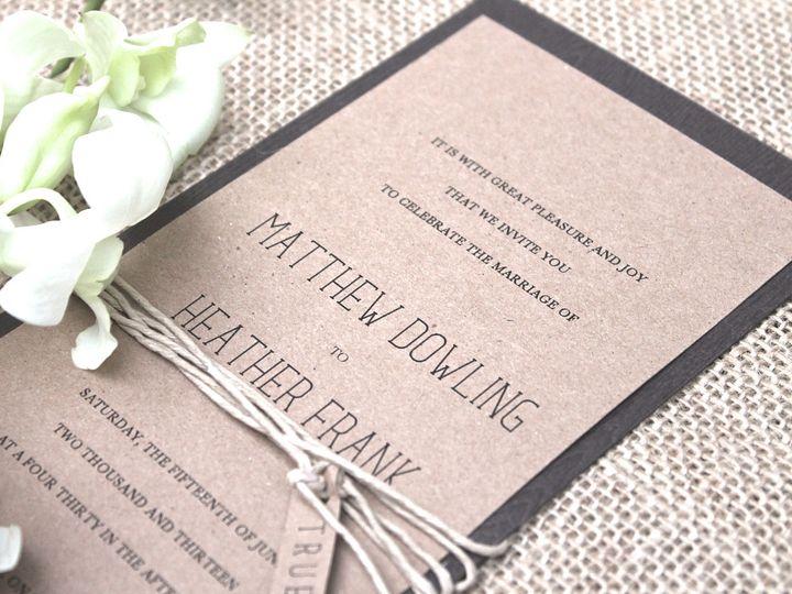 Tmx 1381457445130 Screen Shot 2013 10 08 At 11.03.56 Pm Nesconset wedding invitation