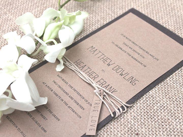 Tmx 1381457451635 Screen Shot 2013 10 08 At 11.04.02 Pm Nesconset wedding invitation