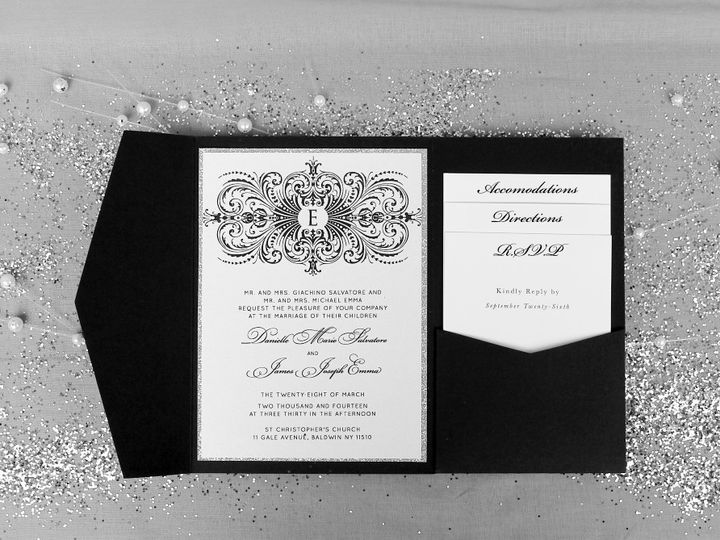 Tmx 1381457569404 Screen Shot 2013 10 10 At 9.26.48 Pm Nesconset wedding invitation