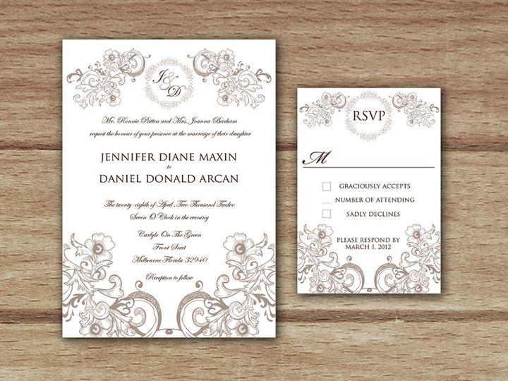 Tmx 1381457583134 Screen Shot 2013 10 10 At 9.59.56 Pm Nesconset wedding invitation