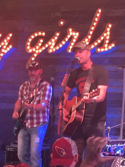 Chad and Dierks