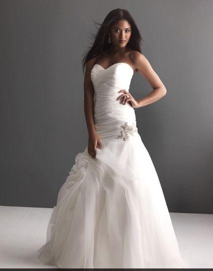 Bearer of the Bling Bridal - Dress & Attire - Kenneth city , FL ...