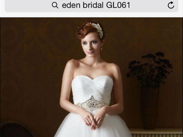 Tmx 1446749396209 Bearer8 Saint Petersburg wedding dress