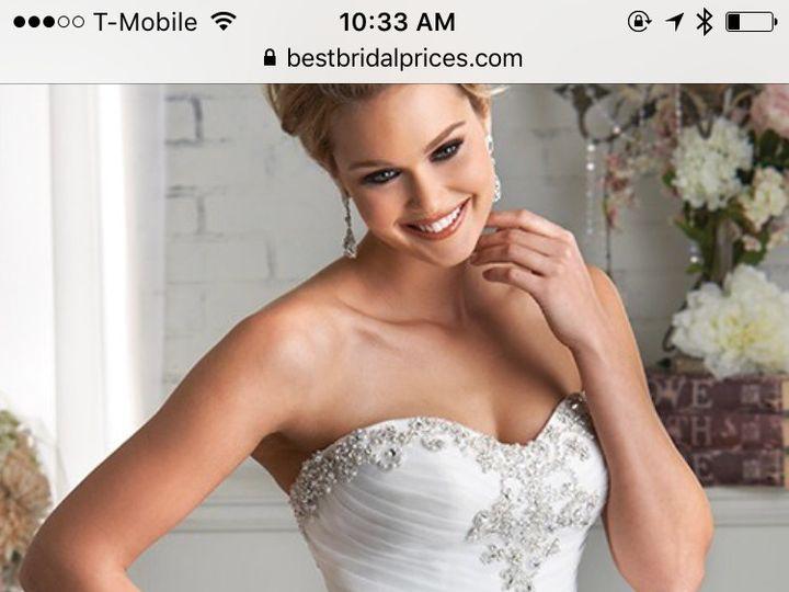 Tmx 1481168145466 Img4534 Saint Petersburg wedding dress