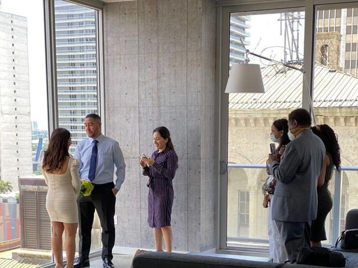 Tmx Nina And Juan Wedding 51 1885515 159596069094430 Hialeah, FL wedding officiant