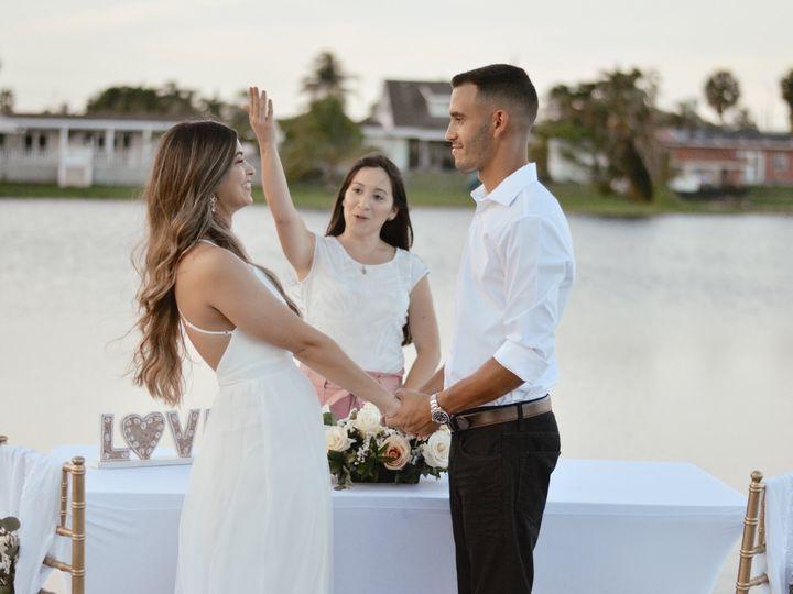 Tmx Wedding Officiant In Miami 51 1885515 160504394662730 Hialeah, FL wedding officiant