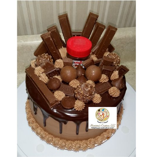 For a chocolate fan
