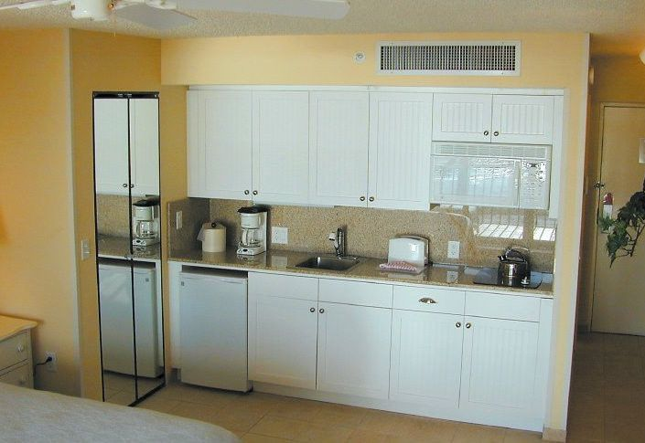 Sanibel View Standard Studio -  Kitchenette area