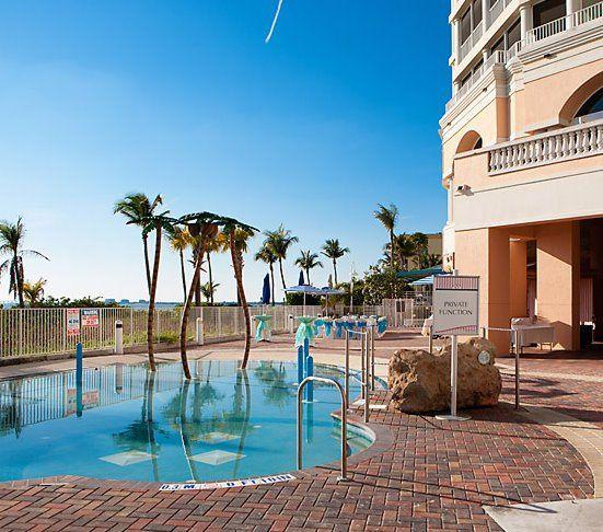 Tmx 1322686148306 DstinationWeddingPackageCaptivaCourtyardSetupfor24guestsa Fort Myers Beach wedding venue
