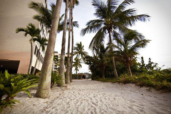 Tmx 1322755402211 EntrancetotheButterflyGarden Fort Myers Beach wedding venue