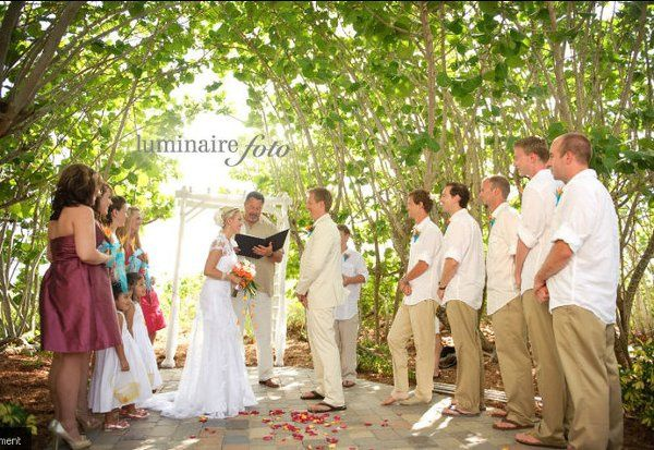 Tmx 1322755559711 Butterflygarden1a Fort Myers Beach wedding venue