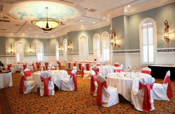 Tmx 1332430891210 LidoBallroomCoral2 Fort Myers Beach wedding venue