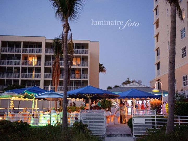 Tmx 1363381009711 Coconutsviewfromthebeachnightshota Fort Myers Beach wedding venue