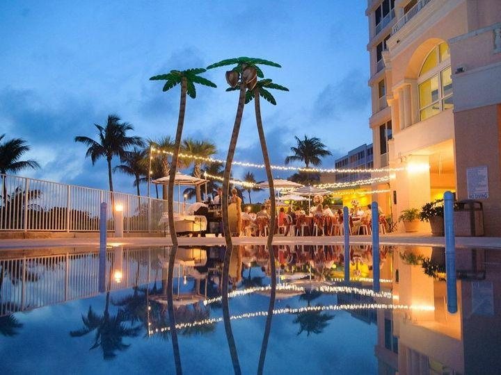 Tmx 1419967459040 Courtyard Newest Fort Myers Beach wedding venue
