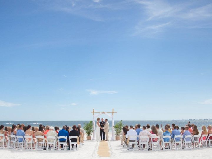 Tmx 1419968082634 10530507101523086911615176036032622386371276o Fort Myers Beach wedding venue