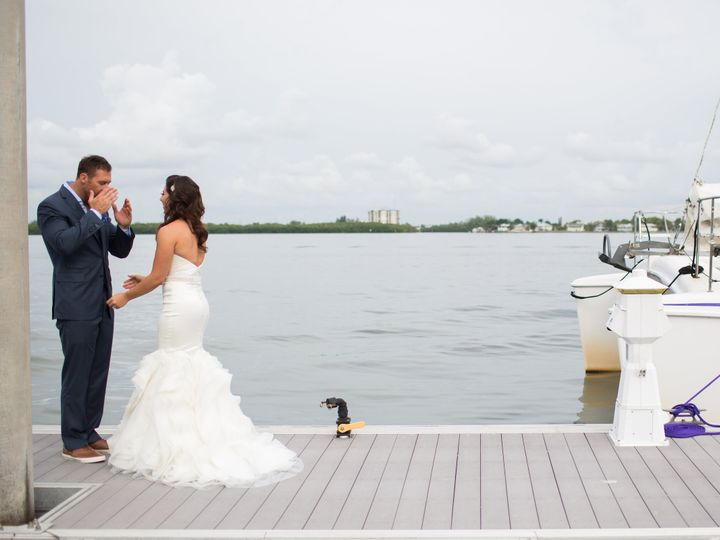 Tmx 1459879782625 Marriedangiebrent 232 2 Fort Myers Beach wedding venue
