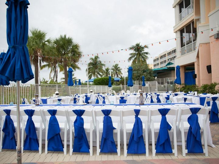 Tmx 1476194811938 Captiva Courtyard Newest Fort Myers Beach wedding venue