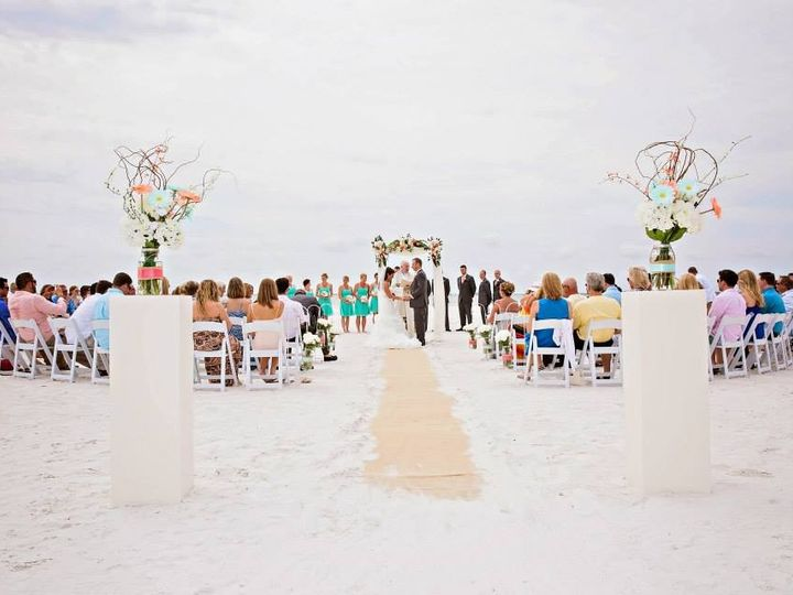 Tmx 1476195257367 Ceremony Libbys Decor Fort Myers Beach wedding venue