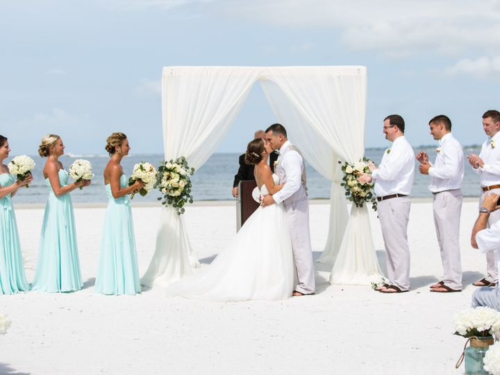 Tmx 1476195274377 Scott Wedding Ceremony Fort Myers Beach wedding venue