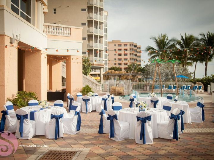 Tmx 1527007600 6e08adf5724768e7 1527007599 71a256ff1156de37 1527007598886 2 Captiva Courtyard Fort Myers Beach wedding venue