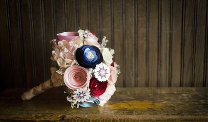 Paper Flowers by Paper Portrayals