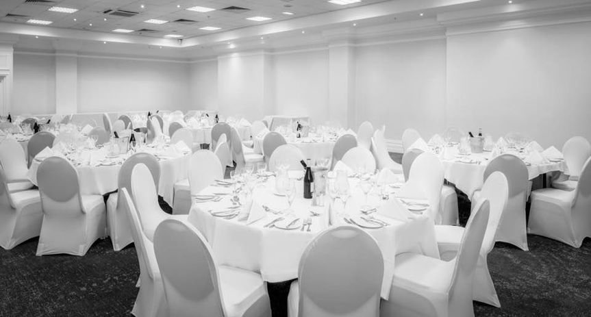 The Wedding Hall at Hilton Nottingham
