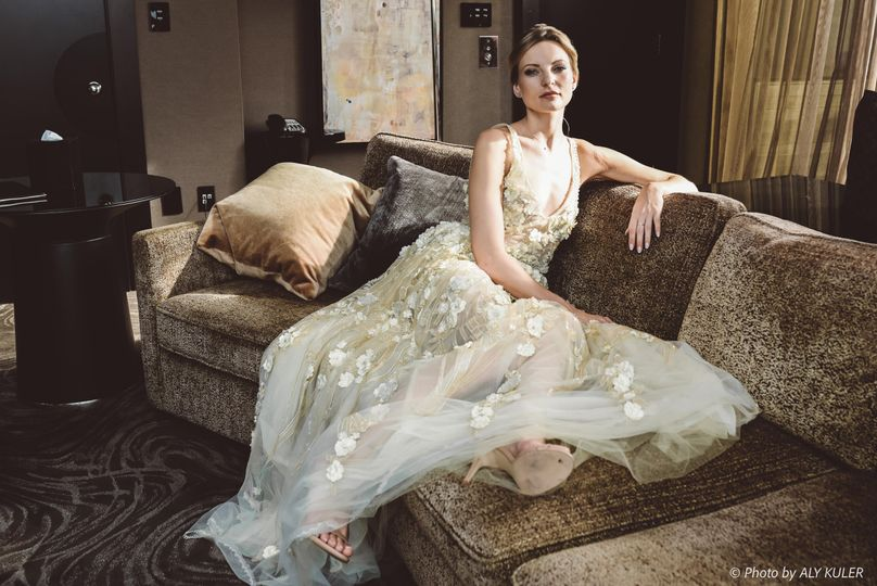NY Bridal Fashion Week