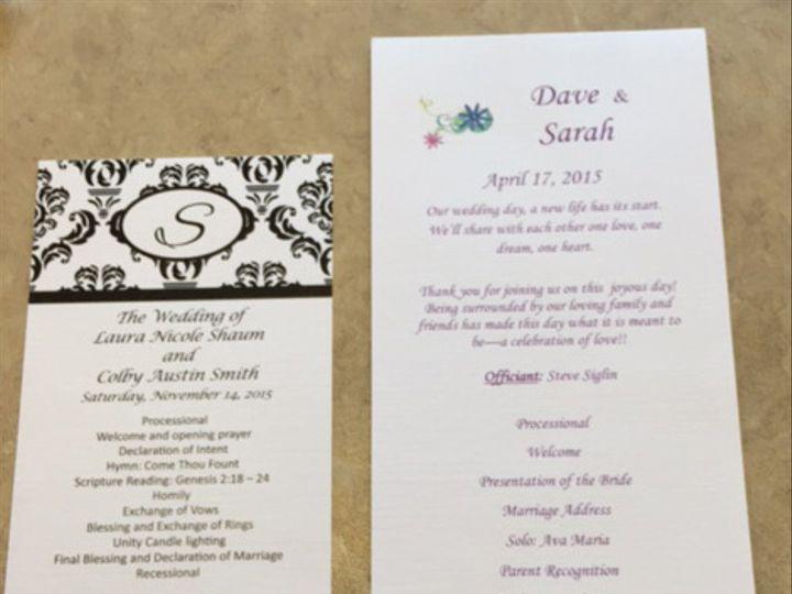 Tmx Programs 51 1828515 159837362437173 Monument, CO wedding invitation