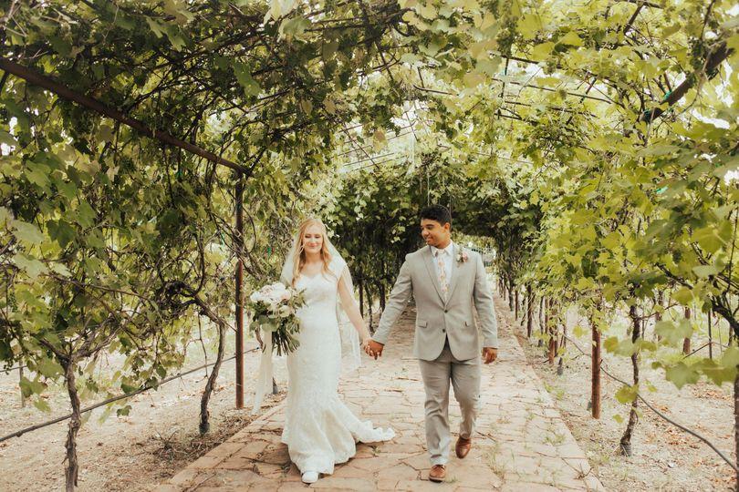 Wadley Farms Vineyard Wedding