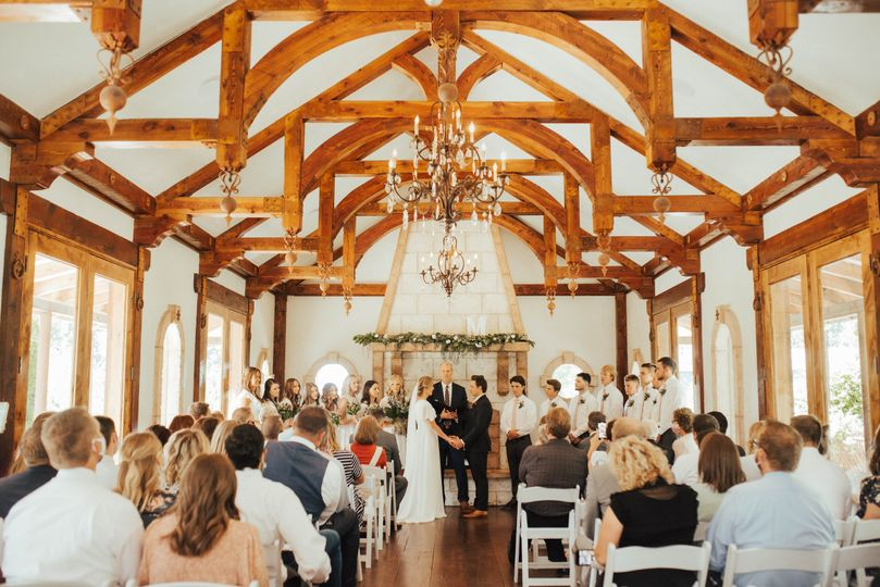 Ceremony at Wadley Farms