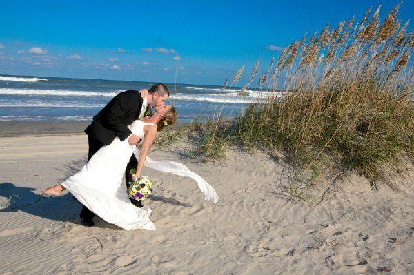 bridegroombeachportrait