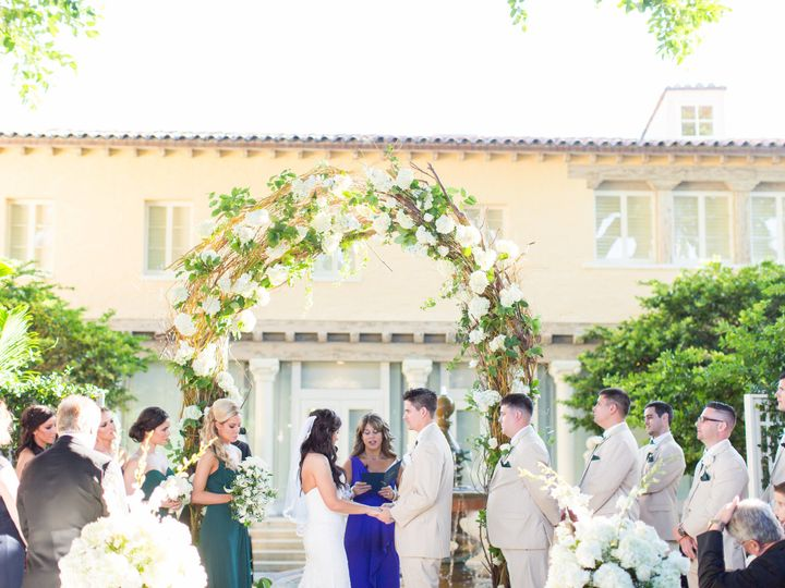 Tmx 1431374703550 Courtney Steiger Wedding Ceremony 0078 Palm Beach wedding videography