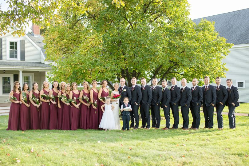 The couple with friends | Lauren Termini Photography