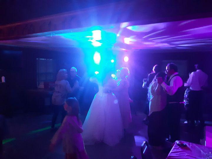 Live dance floor