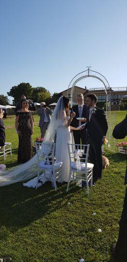 Lorenzo e giorgia's wedding