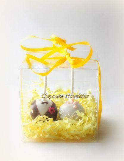 Cupcake Novelties - Wedding Cake - Fairfax, VA - WeddingWire