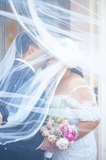 Mission Santa Clara Wedding