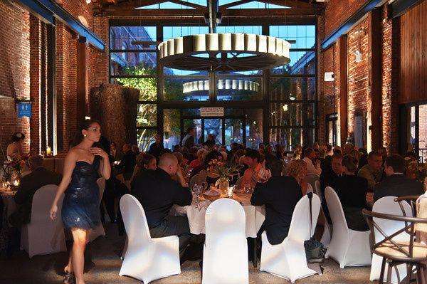 Lobby Wedding Reception