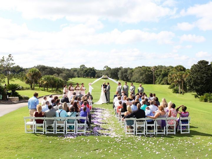 Tmx 1474492462198 Outdoor Ceremony New Smyrna Beach, FL wedding venue