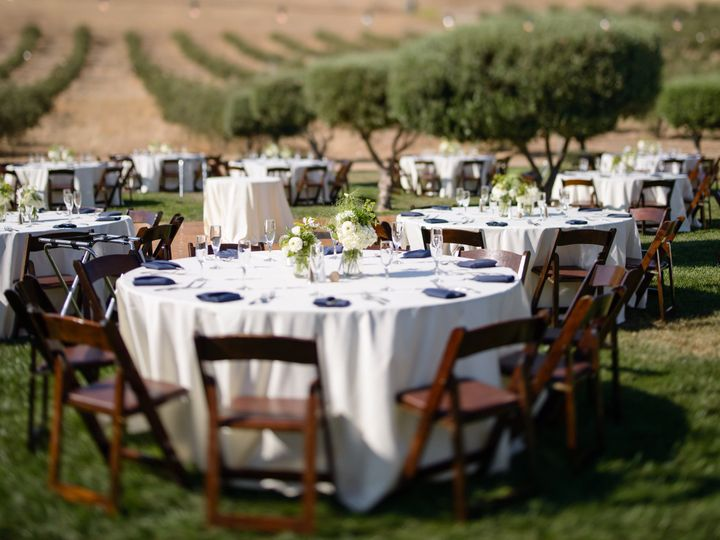 Tmx 1463178318079 Mindy And Steve Table Setting Livermore, CA wedding venue