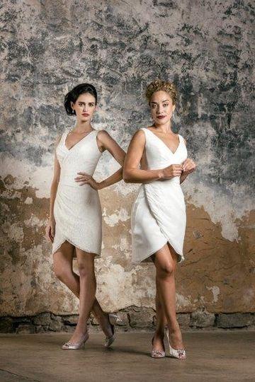 Twinning dresses