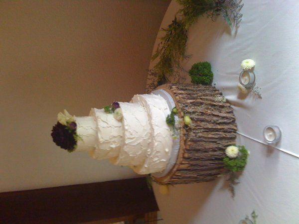 Tmx 1324181516754 HarvestInnOctober2011 Napa wedding cake
