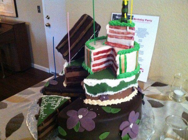 Tmx 1324181877894 Rachaels40th2 Napa wedding cake