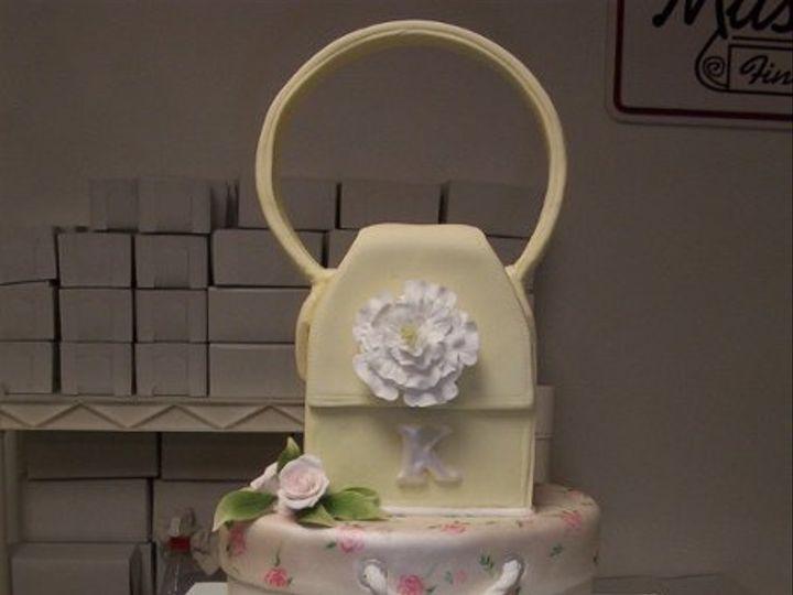 Tmx 1256350563709 CakePictures490 North Tonawanda, New York wedding cake
