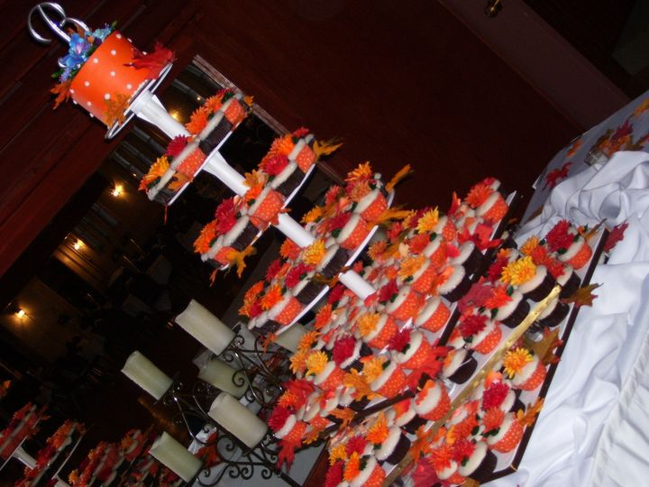 Tmx 1454267932294 1002020 North Tonawanda, New York wedding cake