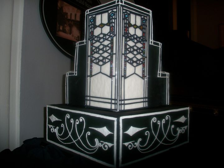 Tmx 1454267961246 1002140 North Tonawanda, New York wedding cake