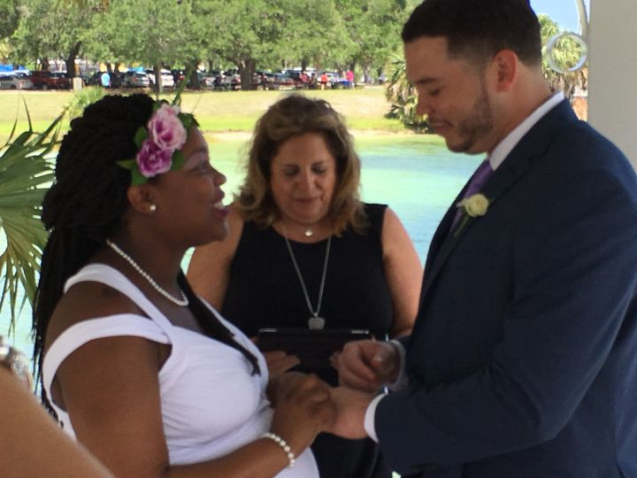 Tmx 1514512271291 Camille And Terrence 2 Daytona Beach, FL wedding officiant