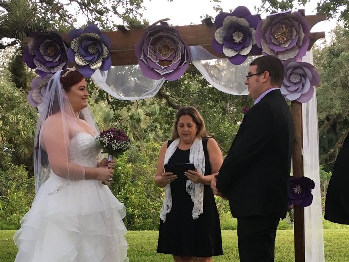 Tmx 1515077118506 Samantha  Paul Daytona Beach, FL wedding officiant