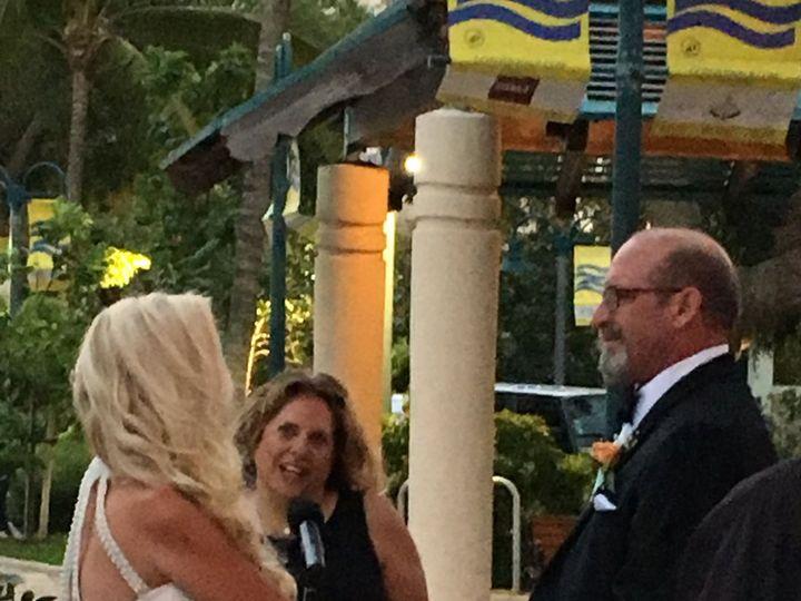 Tmx 1521997262 0aaa6f6d9085c11a 1521997260 D3e6898e82726f1a 1521997245533 9 Peggy And Marcus Daytona Beach, FL wedding officiant