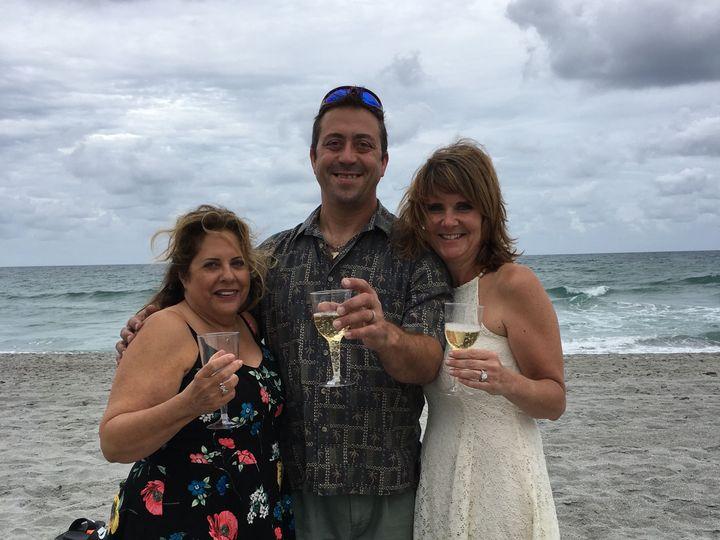 Tmx 1521997272 947430e360d88444 1521997270 D41bfe6a14d42b76 1521997258446 10 Rashell And Rob 2 Daytona Beach, FL wedding officiant